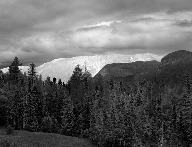 Long Mountains, Gros Morne, Newfoundland, 2004